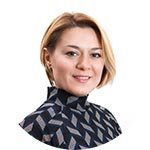 Irina - Head accountant