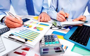 Construction accounting