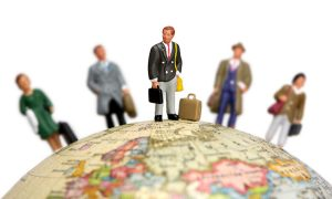 Register an expatriate owned business